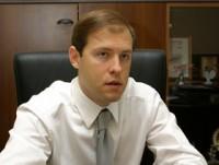 Министр промышленности и торговли Денис Манутров