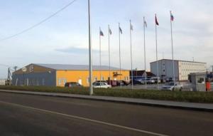 Завод Ё-мобиля в Санкт-Петербурге.