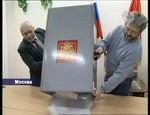 Выборы в Луховицком районе.