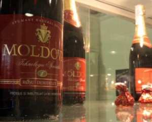 Молдавское вино.