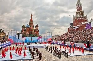 Более тысячи мероприятий пройдут в Москве в День города
