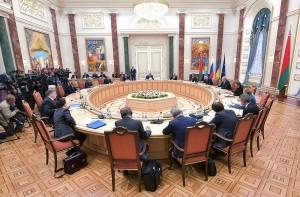 В Минске обсудили судьбу Европы и мира