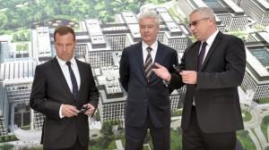 Посещение офисного парка «Комсити»