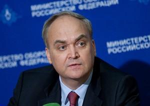 Анатолий Антонов, зам. министра обороны России