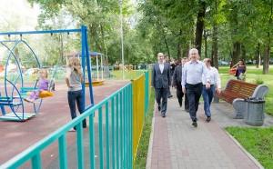 Новый народный парк «Зюзинский дворик»