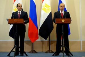 Заявления для прессы по итогам российско-египетских переговоров