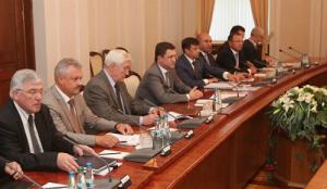 Переговоры о поставках российской нефти в Беларусь