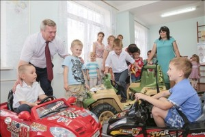 Фото из архива пресс-службы губернатора Ростовской области