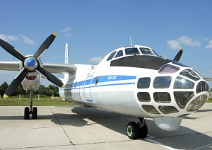 Самолет наблюдения Ан-30