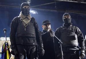 «Правый сектор» – неформальная правоэкстремистская группировка