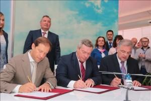 Василий Голубев - Мы приступаем к созданию в Ростовской области вертолетостроительного кластера