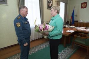 Марина Ковтун и Александр Чуприян