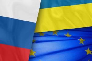 Россия - Украина - ЕС