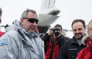 Заместитель председателя правительства РФ Дмитрий Рогозин взбесил Норвегию игнорированием санкций и посещением Шпицбергена