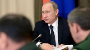 Президент России Владимир Путин: Призывники могут проходить военную службу на оборонных предприятиях