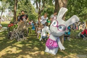 В наступающие выходные Москва приглашает на День парков 16 мая