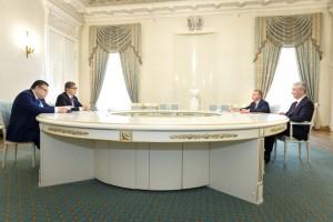Глава Москвы Сергей Собянин намерен развивать сотрудничество с Казахстаном
