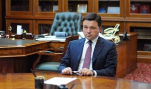 Глава Подмосковья Андрей Воробьев обсудит с французскими партнерами инвестиции в Подмосковье