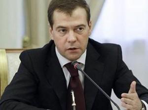 Дмитрий Медведев:  Россия должна ответить на аресты ее имущества за рубежом