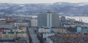 Мурманск. Строительство домов для переселенцев на особом контроле мурманских властей