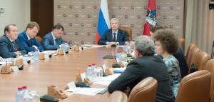 Президиум Правительства Москвы