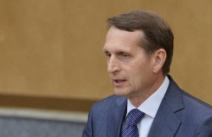 Сергей Нарышкин: Аннексия Крыма Украиной в 1991-2014 годах - это факт