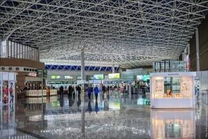 Новости курорта: Аэропорт Сочи с трудом справляется с потоком туристов