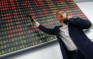 Мировая экономика: Dow Jones упал на рекордные 1000 пунктов, рубль укрепился