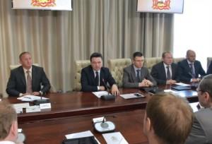 Андрей Воробьев обсудил со строителями перспективы развития строительного комплекса Подмосковья