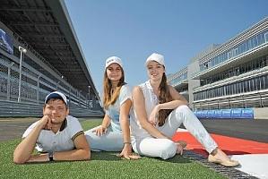Спортивные новости: Гран-при Формулы 1 в Сочи будут обслуживать 1200 волонтеров