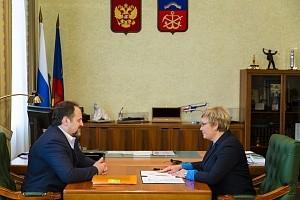Сергей Донской и Марина Ковтун