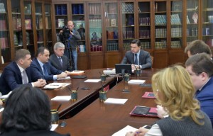 Совещание правительства МО: Андрей Воробьев лично контролирует подготовку Подмосковья к 1 сентября