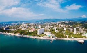 Рейтинг курортов: Сочи лидирует среди самых популярных курортов России