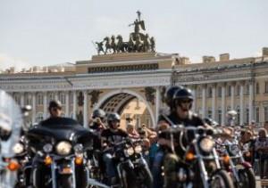 Байкерские новости: В Петербурге стартует фестиваль St.Petersburg Harley Days