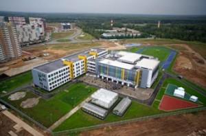 Строительство. Будущее столицы: Типичный портрет нетипичной школы в Новой Москве