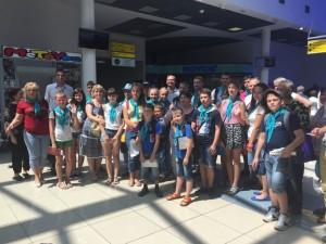 Летний отдых продолжается: 86 детей из Приморья отправятся отдыхать в «Артек»