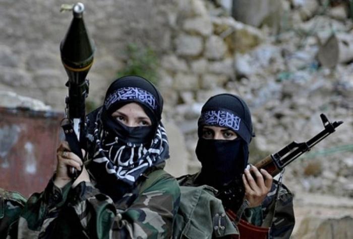 Женщины тоже участвуют в ИГ
