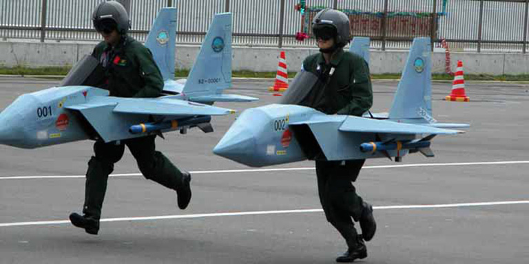 Авиация НАТО на тренировке