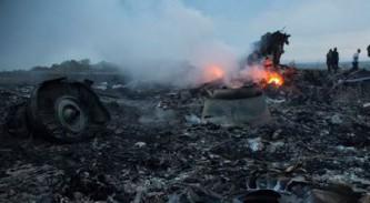 Сбитый Боинг 777 погубил новую Украину