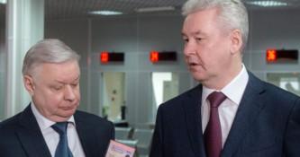 Глава ФМС РФ и Мэр Москвы