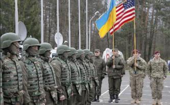 Наемники из США на Украине