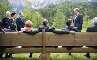 Саммит G7 прошел без России
