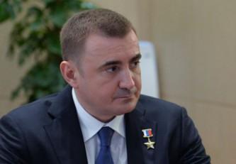 Новый глава Тульской области Алексей Дюмин.