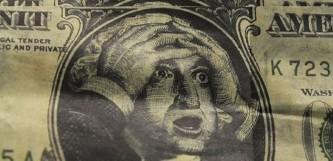 Доллар в шоке...