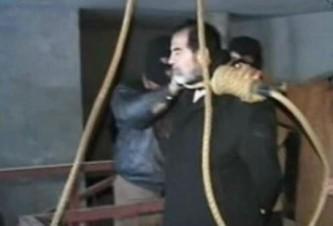 Казнь Саддама Хусейна - мечта Эрдогана.