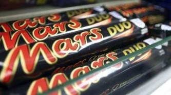 Ядовитые сладости Mars продаются по всему миру.