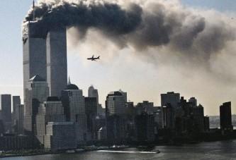 Атака на башни-близнецы 11 сентября 2001 года.