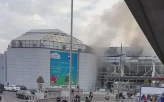 Аэропорт Брюсселя взорван.