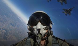 Служба в ВВС США может привести к удушью...