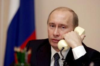 Путин провёл телефонные переговоры с президентом Египта.